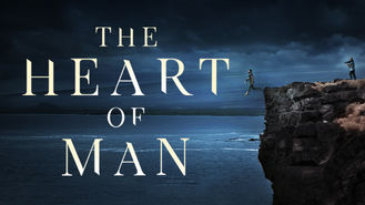 Netflix box art for The Heart of Man
