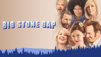 Netflix box art for Big Stone Gap